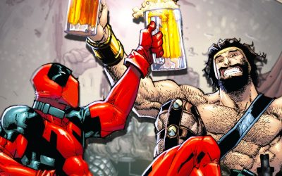 Superheroes You'd Get Drunk With