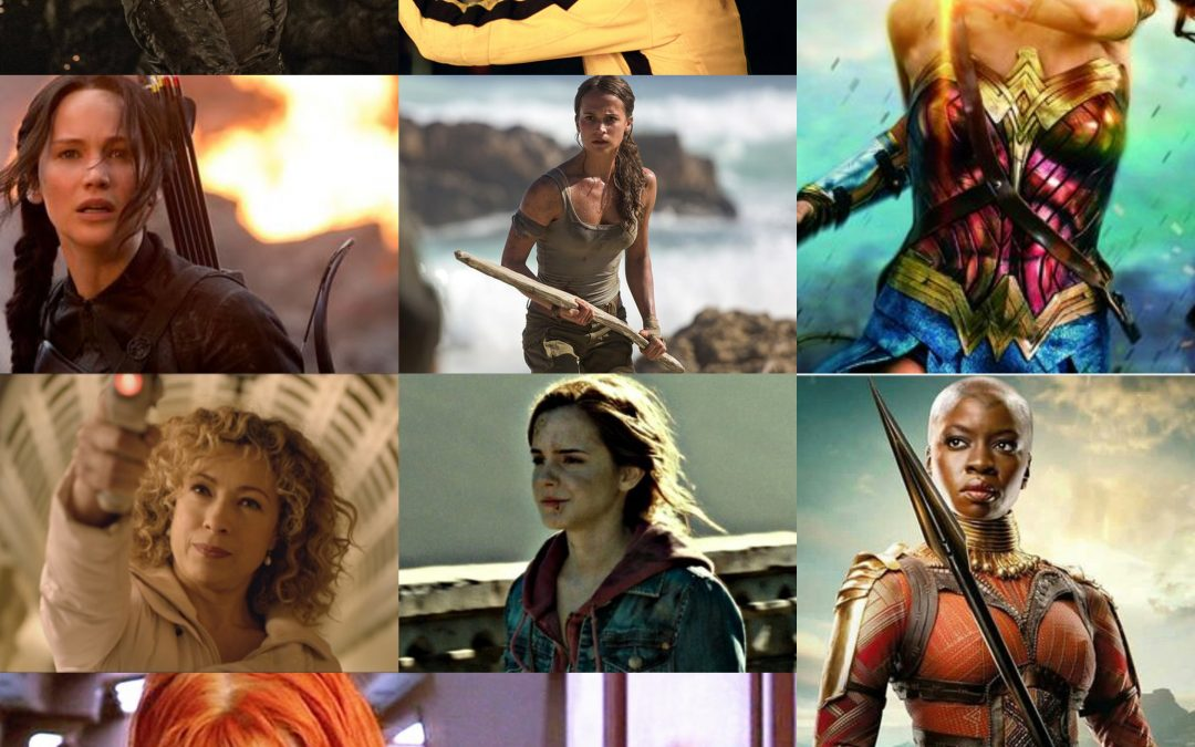 Badass Women in Pop Culture