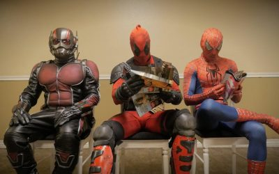 Superheroes In The Real World